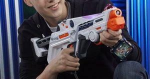 Nerf Laser Ops Burst Fire Combat Blaster 300x158 - Нерф Арена Хабаровск